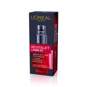 L'Oréal Revitalift Laser X3 - Sérum anti-âge peau neuve
