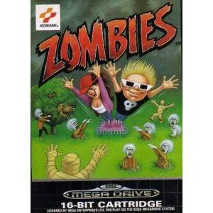 Zombies [Megadrive]