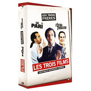 Les Trois frères + Le Pari + L'Extra-Terrestre