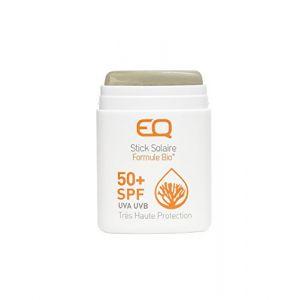 EQ Stick solaire formule bio SPF50+