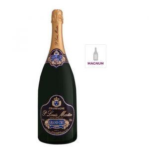 GH MARTEL Paul Louis Martin Grand Cru Champagne Brut - Blanc - 1,5 l