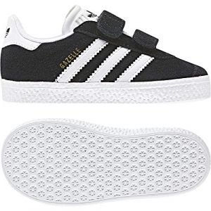 Adidas Gazelle CF I, Chaussures de Fitness Mixte Enfant, Noir