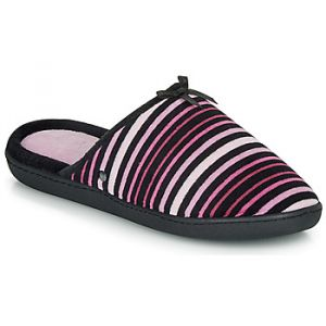 Isotoner Chaussons 97213 violet - Taille 36,37,38,39,40,41