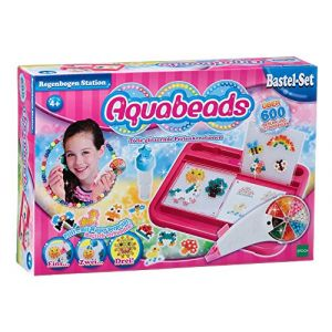 Epoch Aquabeads : Coffret Arc-en-ciel