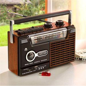 Inovalley RK10N - Lecteur radio cassette