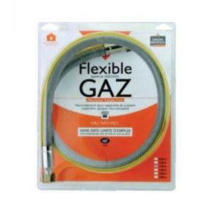 Gurtner Flexible gaz inox NF à vie gn 2m FF 15x21
