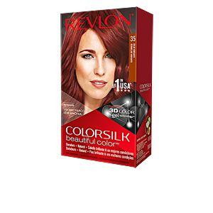 Revlon Colorsilk Beautiful Color Hair Color - 35 Vibrant Red
