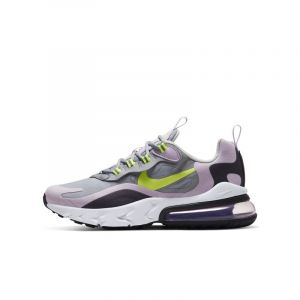 Nike Chaussures casual Air Max 270 React Gris - Taille 37,5