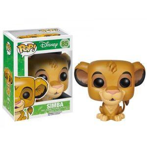 Funko Figurine Pop! Le Roi Lion : Simba