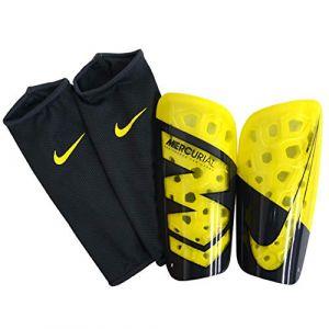 Nike Protège-tibias de football Mercurial Lite - Jaune - Taille M - Unisex