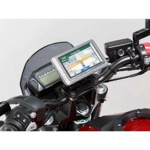 Sw-motech Support GPS QUICK-LOCK noir BMW R 1200 R 07-10