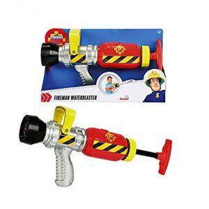 Simba Toys Pistolet à eau : Lance incendie Sam le pompier