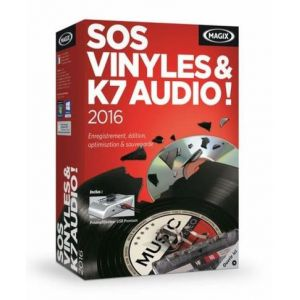 SOS Vinyles & k7 Audio ! 2016 [Windows]