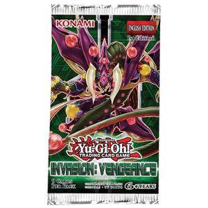 Konami Carte Yu-Gi-Oh! Boosters invasion Vengeance