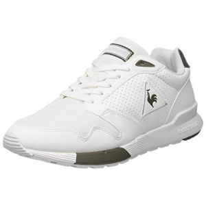 Le Coq Sportif Omega X Sport, Baskets Basses Hommes, Blanc (Optical White), 41 EU