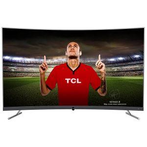 TCL Digital Technology 55DP676 TV LED UHD Curve 139 cm