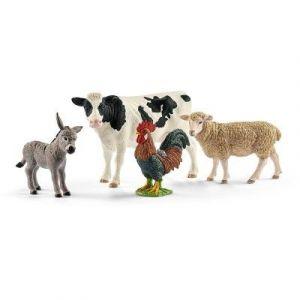 Schleich 42385 - Figurines animaux de la ferme