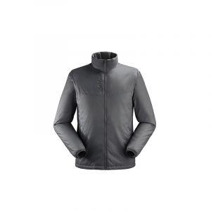 Lafuma Track Loft Veste 3 en 1 Homme, black/carbone grey XXL Vestes de pluie