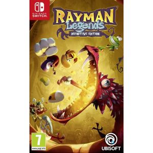 Rayman Legends sur Switch