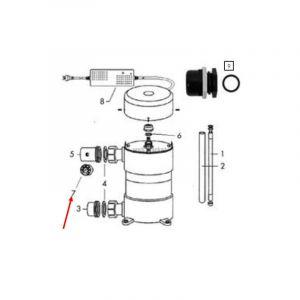 Procopi 9113120 - Manomètre de pression de stérilisateur Delta