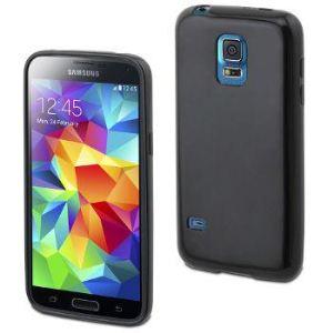 Muvit MUSKI0327 - Coque minigel Galaxy S5 mini
