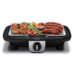 Tefal EasyGrill Adjust 2 en 1 - Barbecue électrique