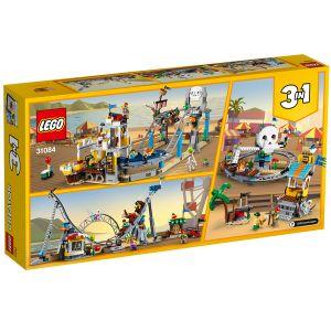 Lego 31084 - Creator : Les montagnes russes des pirates