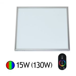 Vision-El Panel LED 295*295 15W RGB 7769