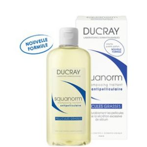 Ducray Squanorm - Shampoing traitant antipelliculaire Pellicules G