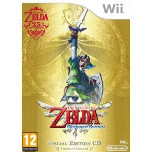 The Legend of Zelda : Skyward Sword [Wii]