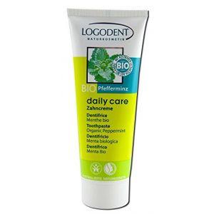 Logona Logodent - Dentifrice à la menthe Bio