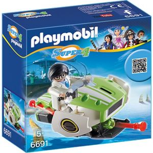 Playmobil 6691 Super4 - Sky Jet