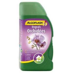 Algoflash Engrais liquide orchidées 250 ml