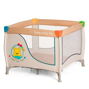 Hauck Sleep n' Play SQ Pooh Ready to play - Lit parapluie