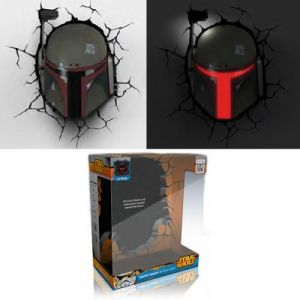 e-concept Lampe Star Wars Boba Fett Deco Light
