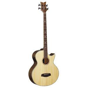 Ortega Bass 4 Signature Ken Taylor Ktsm-4 Natural + Housse