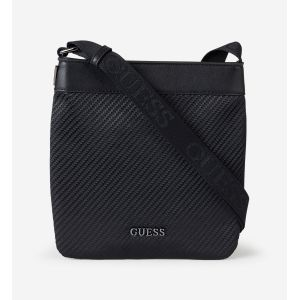 2350fa7682 Guess Global Functional Mn Flat Xbod, homme, Noir