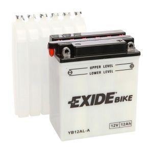 Exide Batterie moto YB12AL-A 12v 12ah 150A