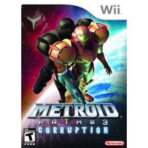 Metroid Prime 3 : Corruption [Wii]