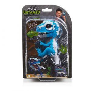 Wow wee T-Rex Fingerlings Bleu / Ironjaw