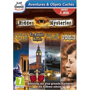 Hidden Mysteries - Quadruple pack [PC]