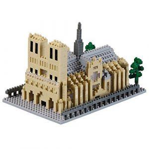 Brixies 410168 - Cathédrale Notre Dame 3D-Motif