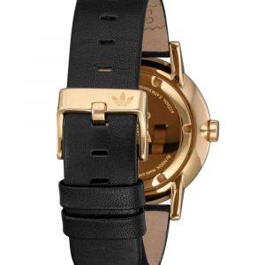 Adidas Montre Reloj District L1 Gold Noir - Taille Unique