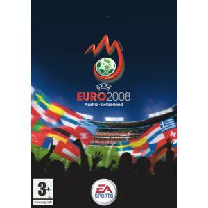 UEFA Euro 2008 sur PS2