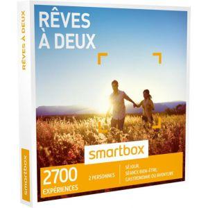 Smartbox Rêves à Deux - Coffret cadeau 2700 expériences