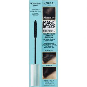 L'Oréal Mascara cheveux correcteur instantané, châtain foncé