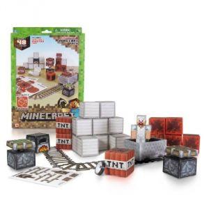 Jazwares Minecraft Papercraft kit pour Wagonnet