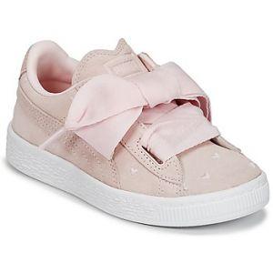 Puma Chaussures enfant Heart Valentine Enfant Clair