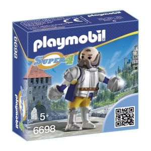 Playmobil 6698 Super4 - Sire Ulf Le Garde Royal