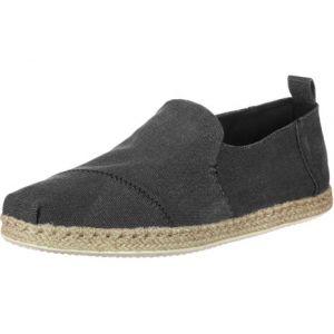 Toms Alpargata Rope chaussures noir 43,5 EU